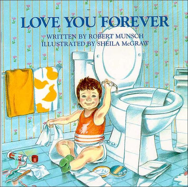 Love You Forever - ISBN13: 0920668372