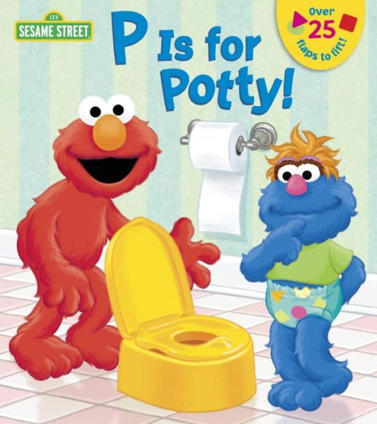 P Is for Potty! - ISBN13: 038538369X