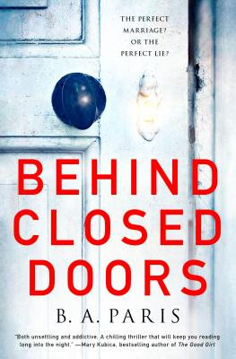 Behind Closed Doors - ISBN13: 1250121000