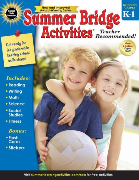 Summer Bridge Activities(r) - ISBN13: 1483815803