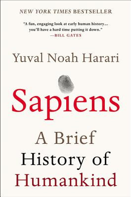 Sapiens: A Brief History of Humankind - ISBN13: 0062316117