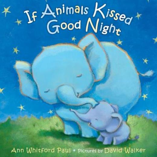 If Animals Kissed Good Night - ISBN13: 0374300216