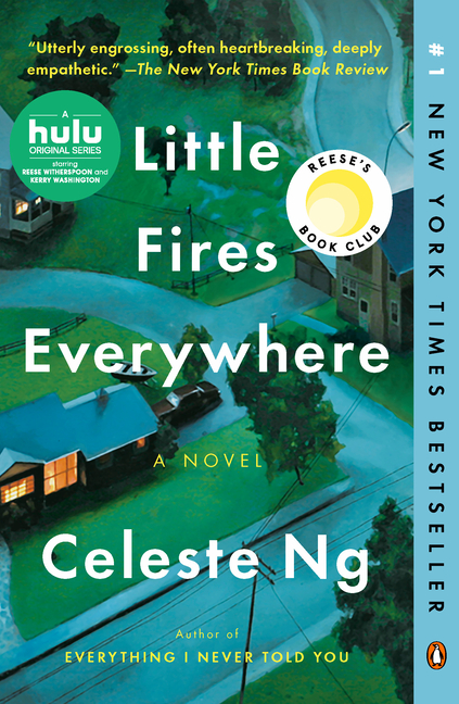 Little Fires Everywhere - ISBN13: 0735224315